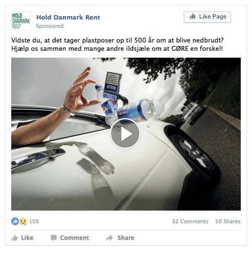 Facebook opslag